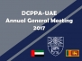 1st AGM of DCPPA UAE