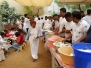 Alms Giving at Dubai Asapuwa